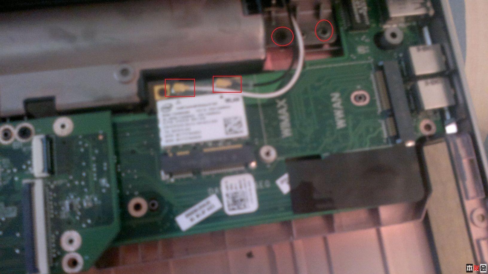 dell v3450拆机更换硬盘详细过程