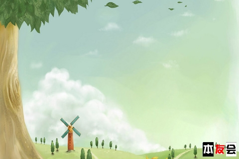 【htc壁纸】可爱动漫画风壁纸