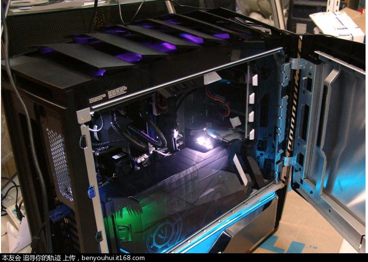 dell台式电脑主机内部结构图解