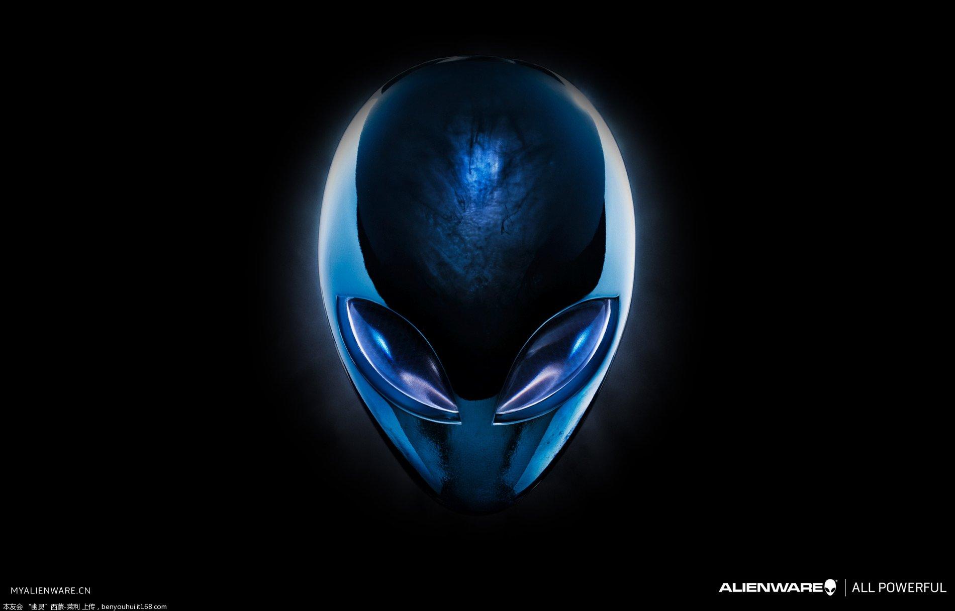 戴尔alienware外星人