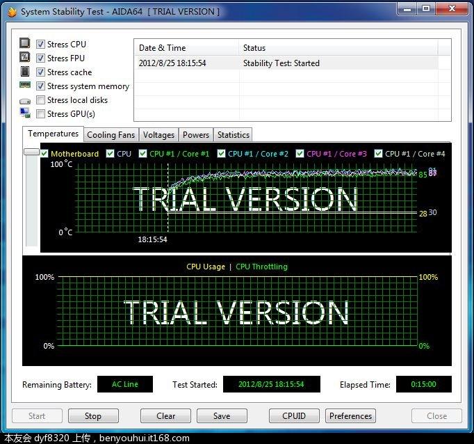 CPU 压力测试15分.JPG