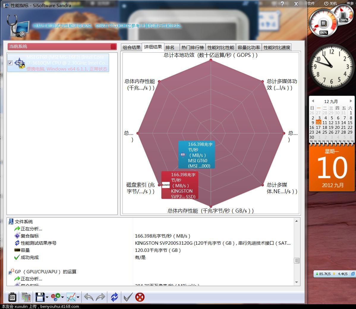 Sisoftware Sandra 截图8.PNG