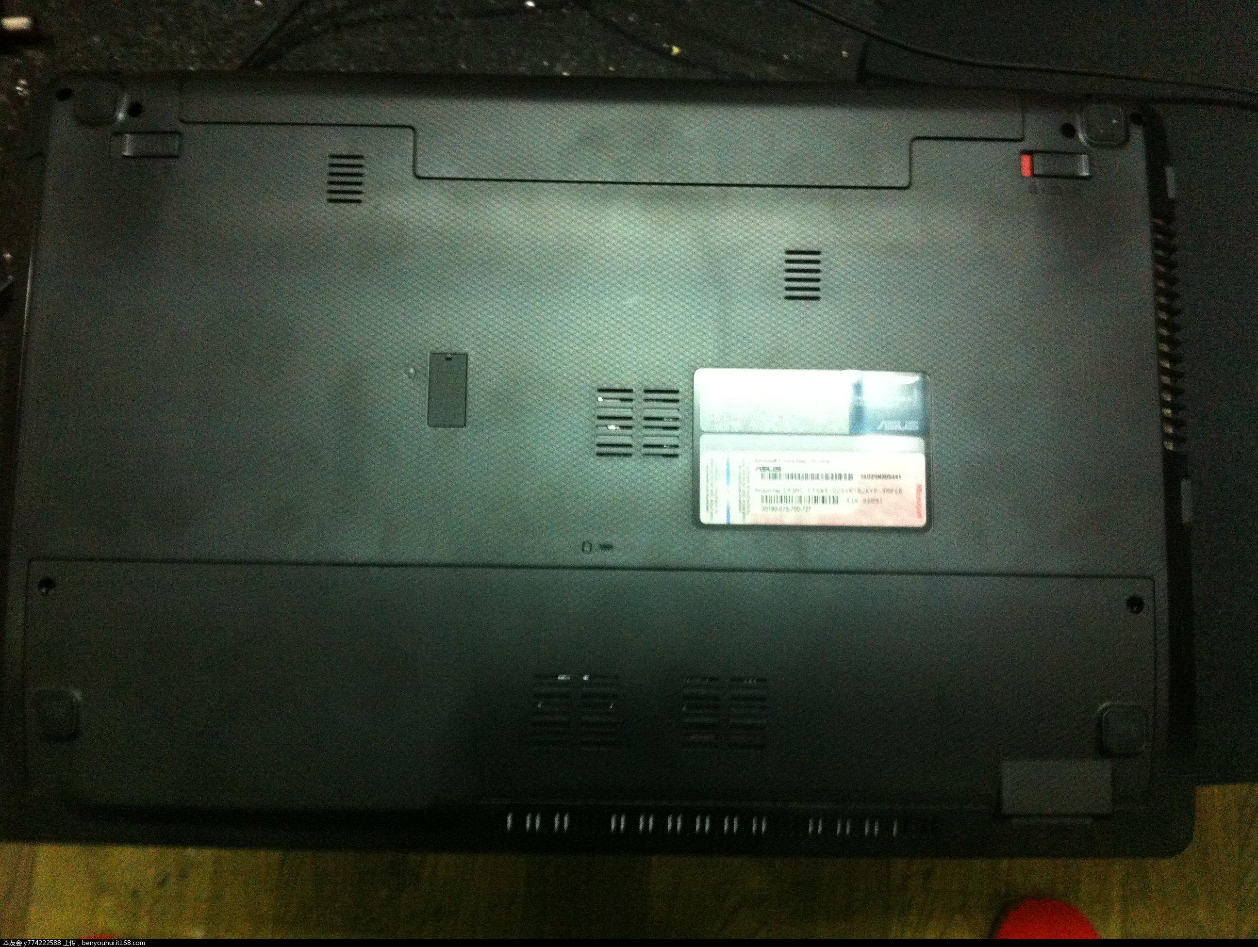 笔记本光驱内部背面结构