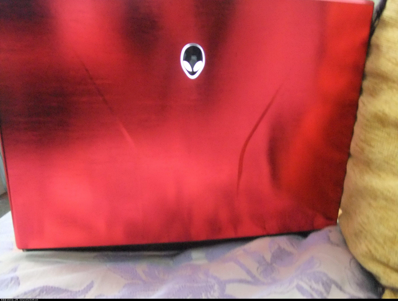 骚年们,来吧.黑色m14x r2,变身红色———红色拉丝膜实际效果