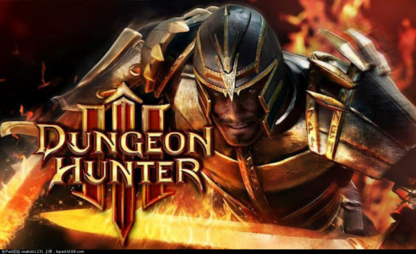 地牢猎手3dungeon hunter 3 v1.2.