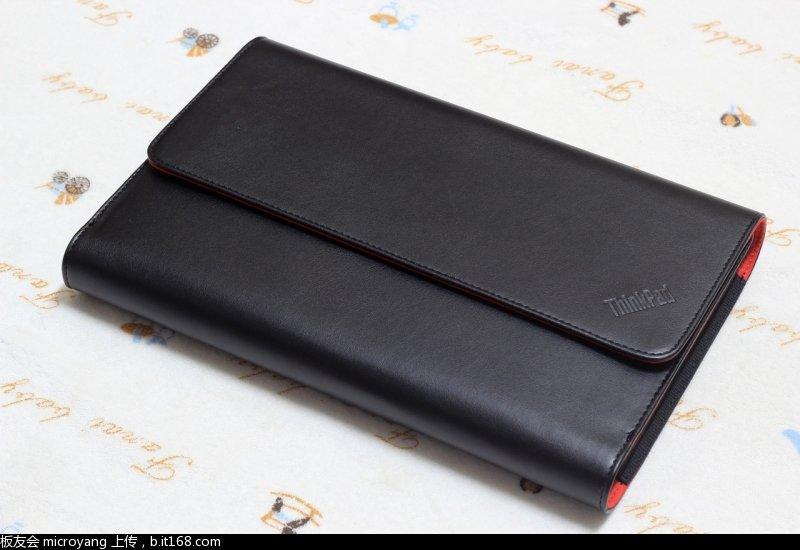 """ThinkPad Tablet 2""""小黑板""""外观评测"""