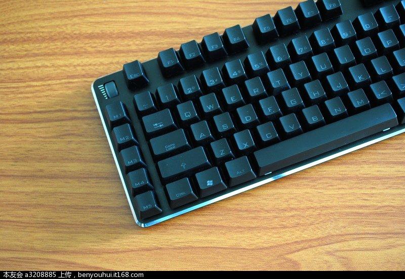 发光键盘举牌照空白素材