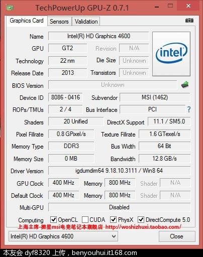 GPU-Z HD 4600.JPG