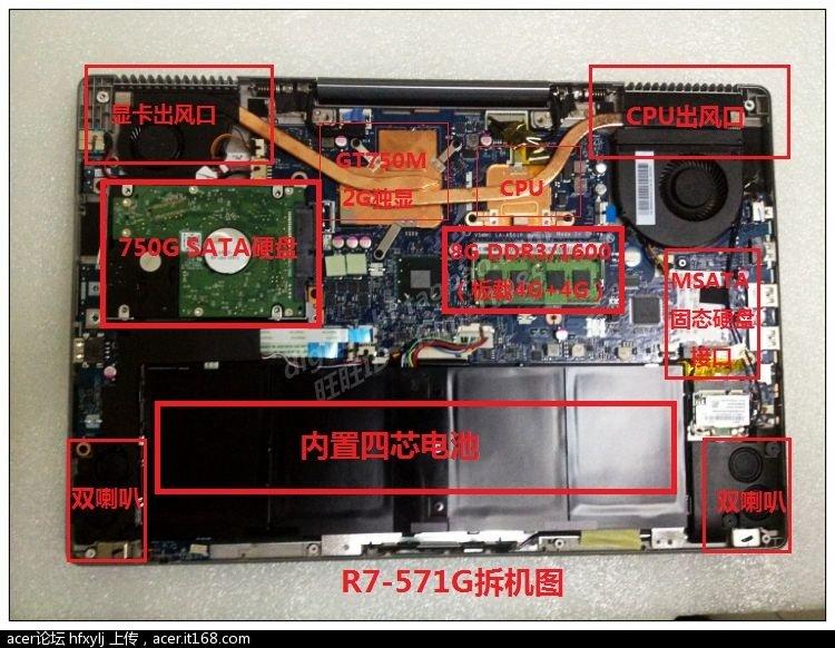 R7 拆机图片