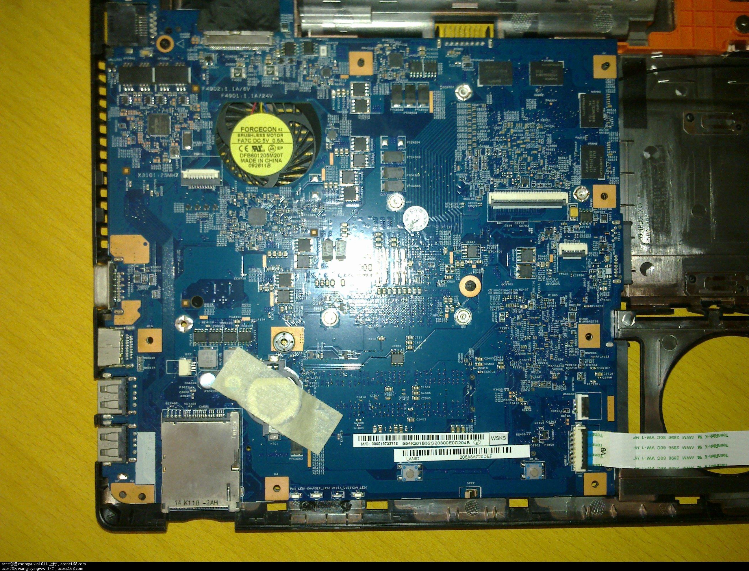 请问下蓝牙vcc接口没电 应该怎样接线取电 主板如图&