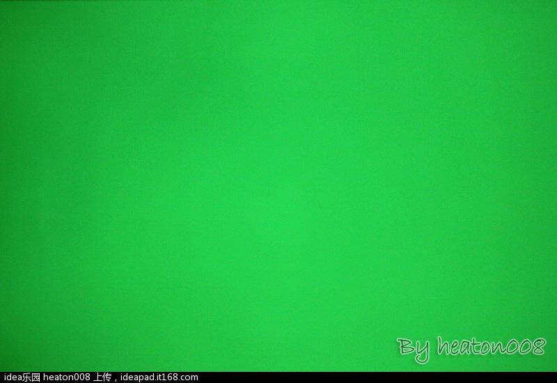 42显示效果----三基色绿.jpg
