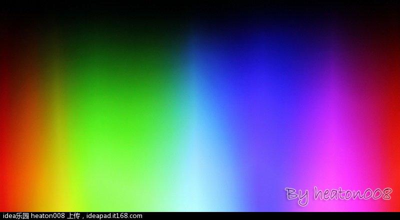 44显示效果----三基色色板.jpg