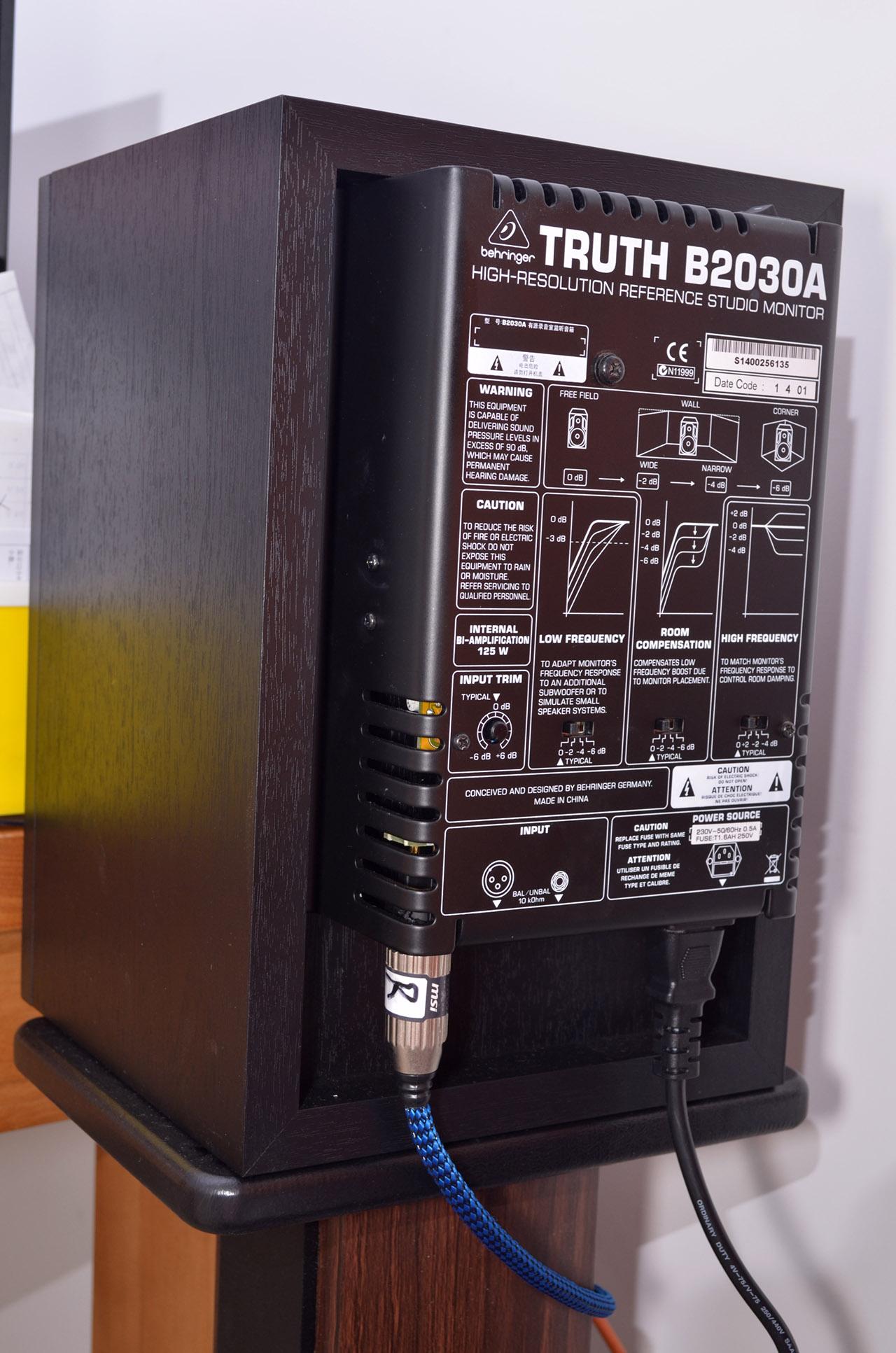 百灵达b2030a电路图