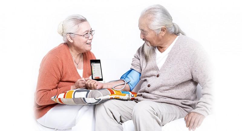 ihealth智能血压计