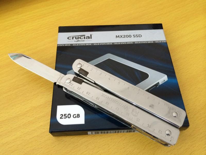 开苞SSD