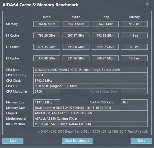 Fig-75_AIDA64_Memory_ASRock_AB350 Gaming-ITX_AC_DDR4_2400_C16.PNG