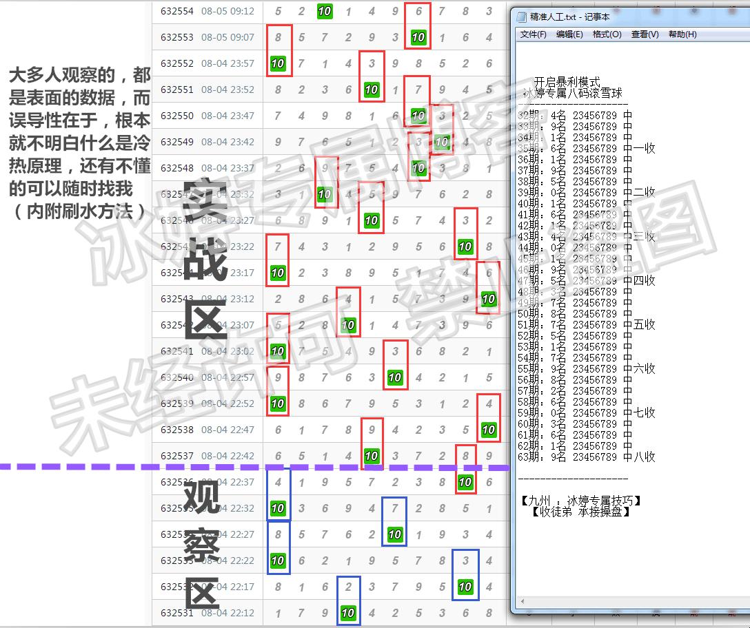 北京赛车8码滚雪球走势规律技巧公式心得