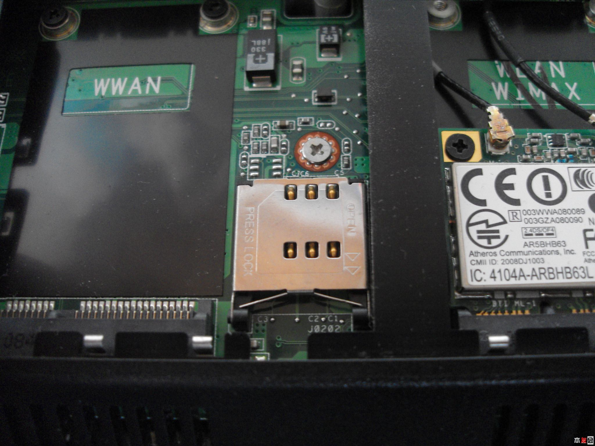 sl400笔记本拆机图解