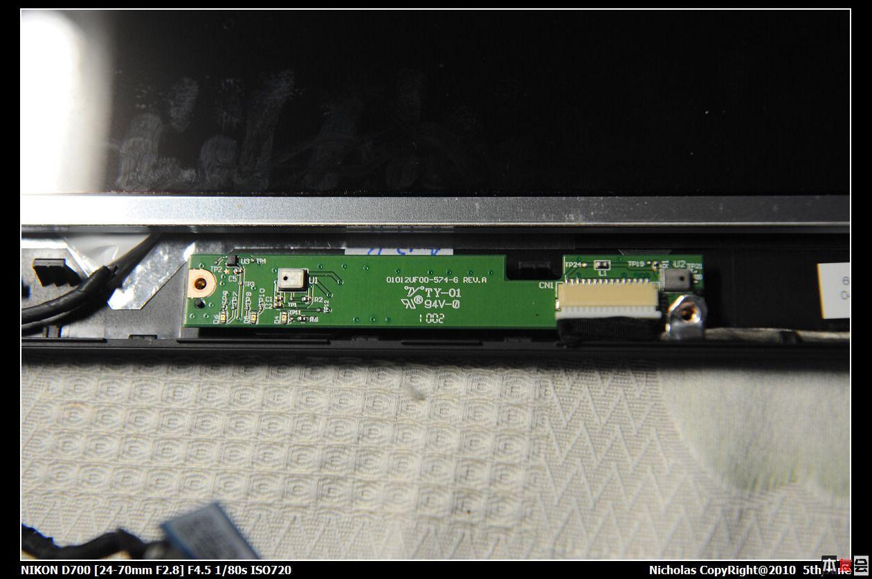 信号灯,还有屏幕分合传感器——其实就是一磁体开关