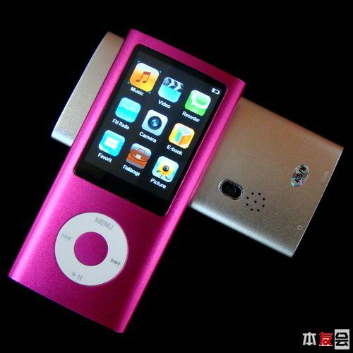 新iPod nano 新 shuffle 旧 iPod nano 电脑综合论坛