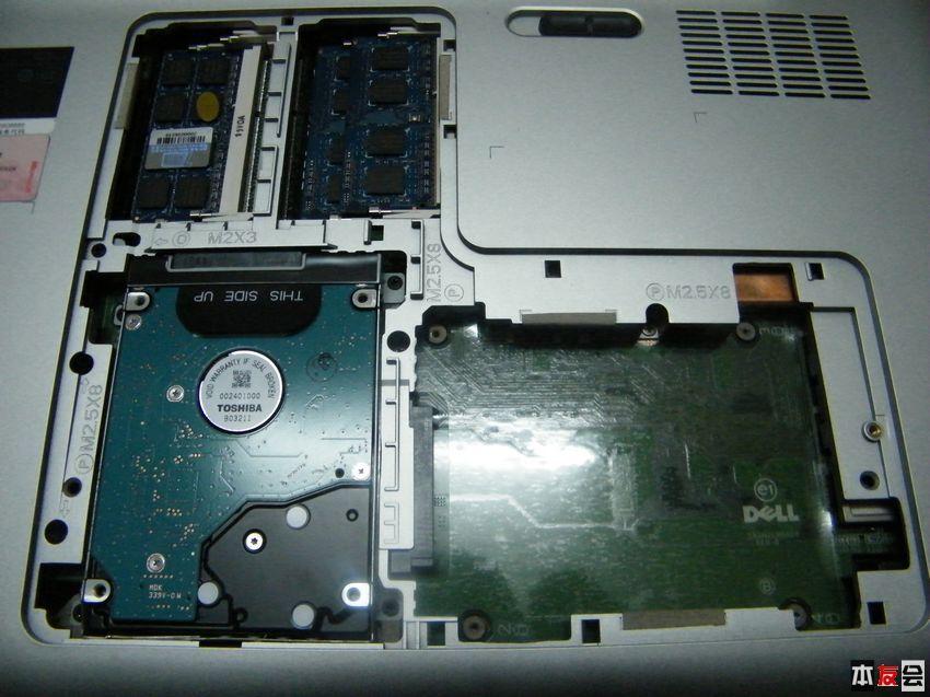 戴尔xps15拆机图解