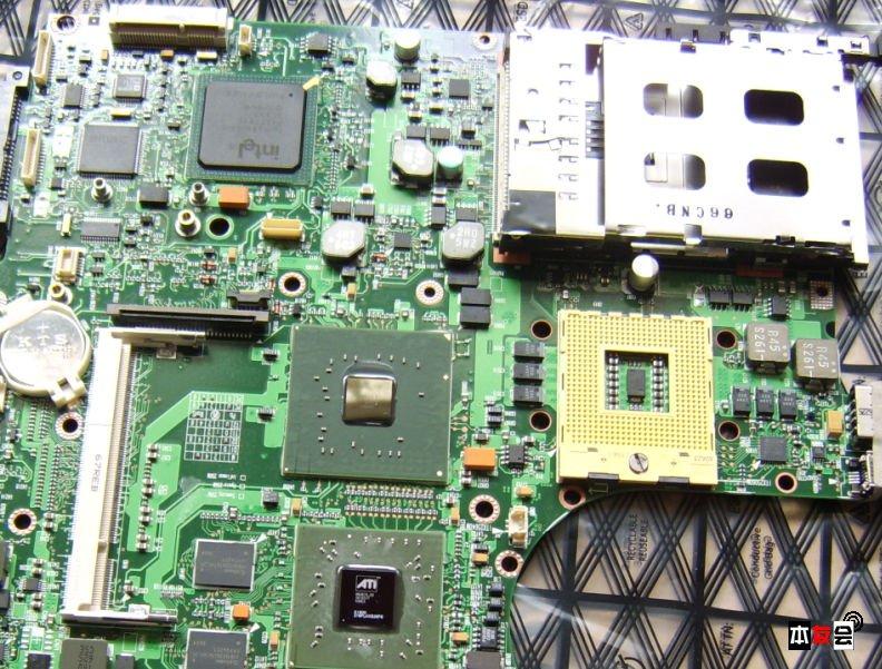 惠普nw9440主板电路图