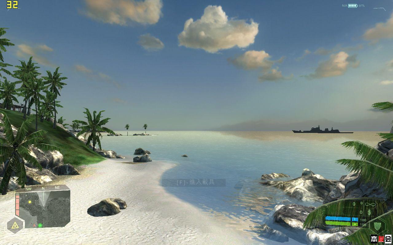 6与《孤岛惊魂》,极品飞车等游戏测试