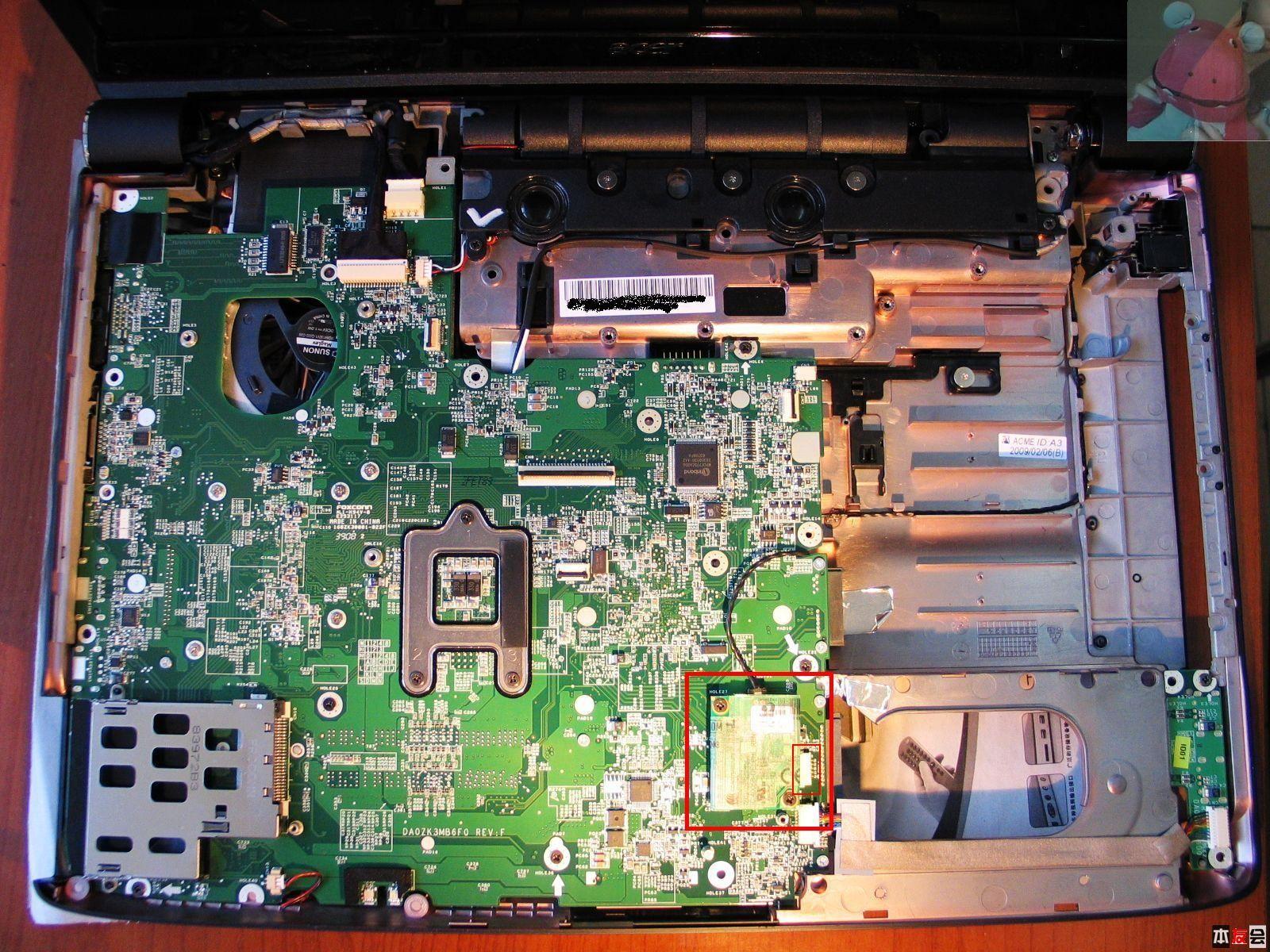 nx6330-784全拆解.